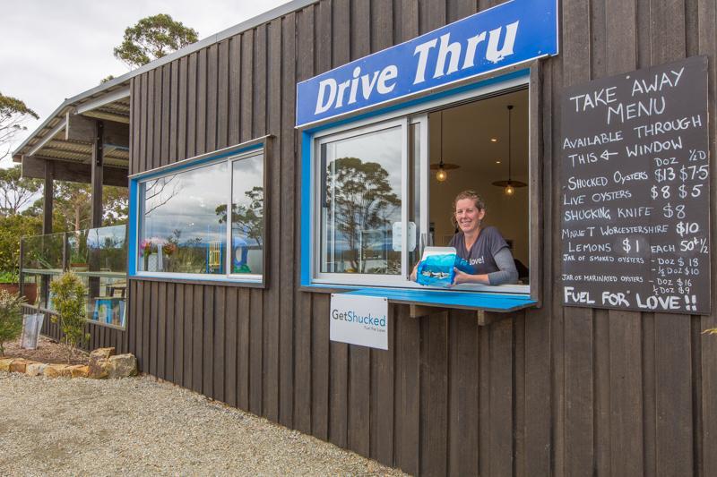 Drive Thru Oyster Bar